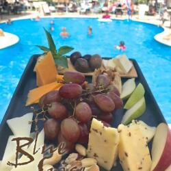 Blue Spice Restaurant Cheese Platers