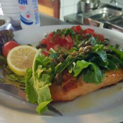 Koursaros Fishtavern Salmon
