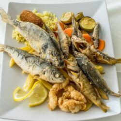 Monte Carlo Restaurant Fish