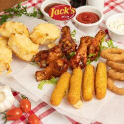 Jacks Pizza Finger Food Starters