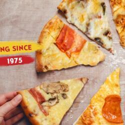 Jacks Pizza In Limassol Since 1975