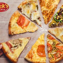 Jacks Pizza Pick Your Favourite Pizza Topping