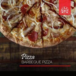 Pizza Mia Barbeque Pizza