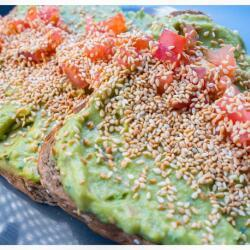 Salut Bar And Grill Avocado Toast A Delicious Breakfast Option