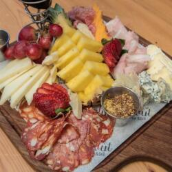 Salut Bar And Grill Platters To Share