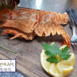 Aeyialos Fish Tavern Lobster