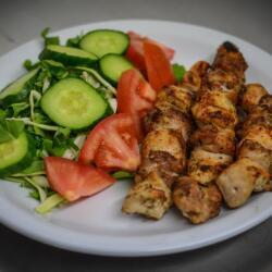Aletri Tavern Chicken Souvlaki