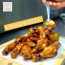 Bur Ger Chicken Wings