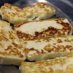 Pyrkos Tavern Grilled Challoumi
