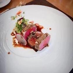 Andria Restaurant Tuna Tataki