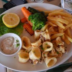 Nama Restauran Calamari