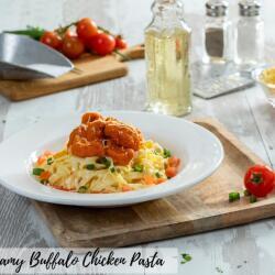 Tgi Fridays Cyprus Creamy Buffalo Chicken Pasta