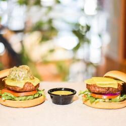 Tgi Fridays Cyprus Vegan Burgers