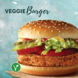 Mcdonalds Cyprus Veggie Burger